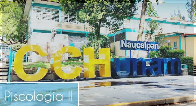 Psicología I. CCH Naucalpan.